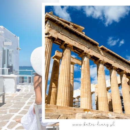 To nie musi być koniec wakacji! Ateny w Grecji.